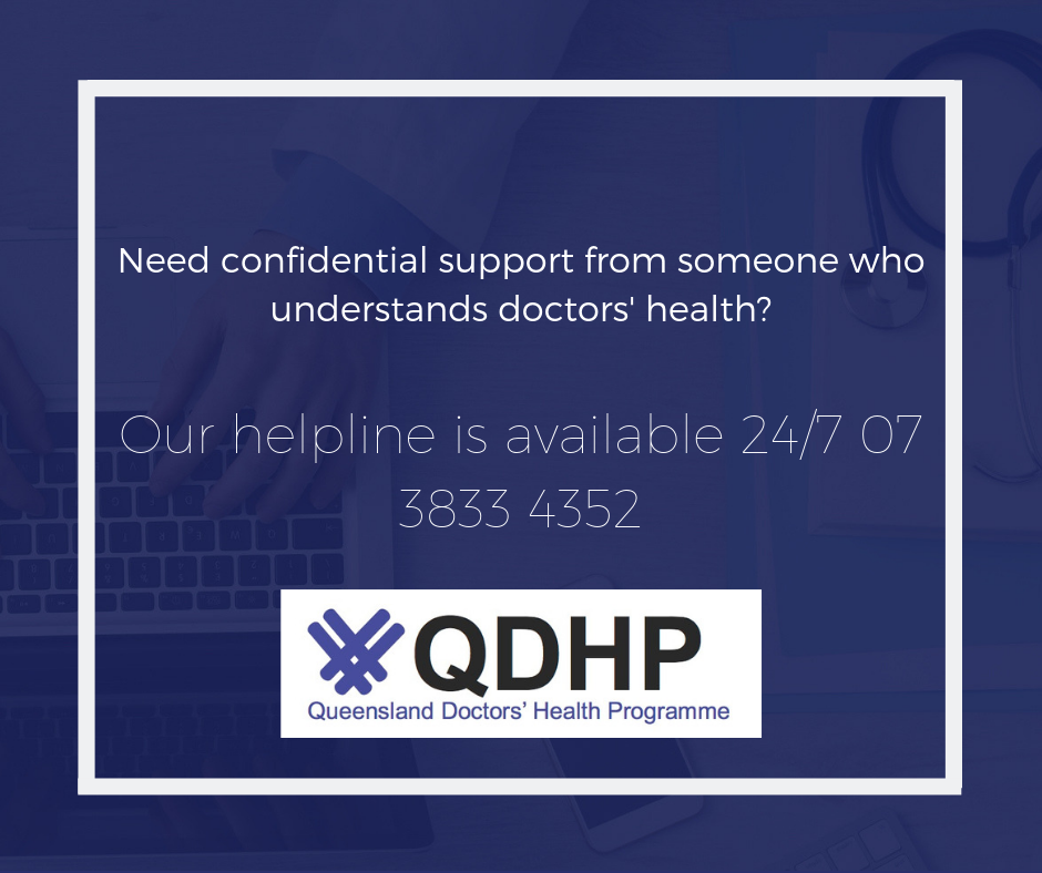 What to expect when you call the QDHP Helpline: