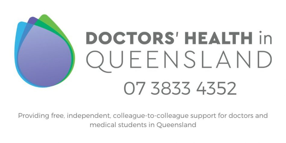 "Queensland's bespoke support service for doctors and medical students is pleased to announce a new name to better reflect the support we've been providing to doctors and medical students in Queensland for over 30 years. Formerly your local doctors' health advisory service (DHAS(Q) & QDHP) we will be now known together as ""Doctors' Health in Queensland"" (DHQ)."